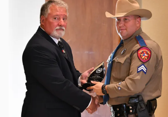 AAST 2019 Trooper of the Year