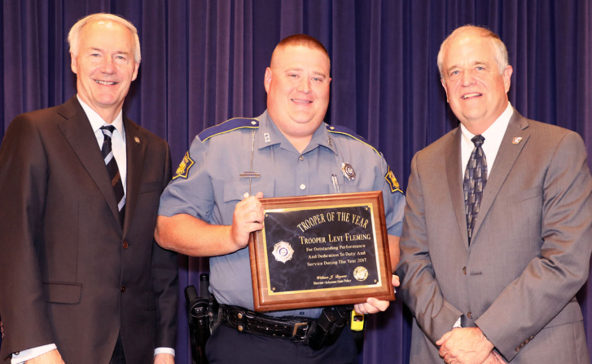 ASP Trooper of the Year
