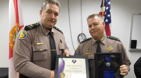 FHP Trooper of the Year