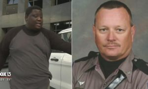 FHP Trooper saved by citizen