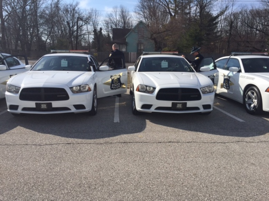 INSP Troopers get new cars