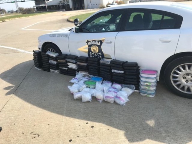 ISP 5 million drug bust