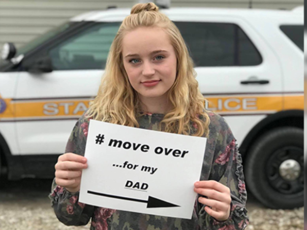 ISP Daughter move over campaign