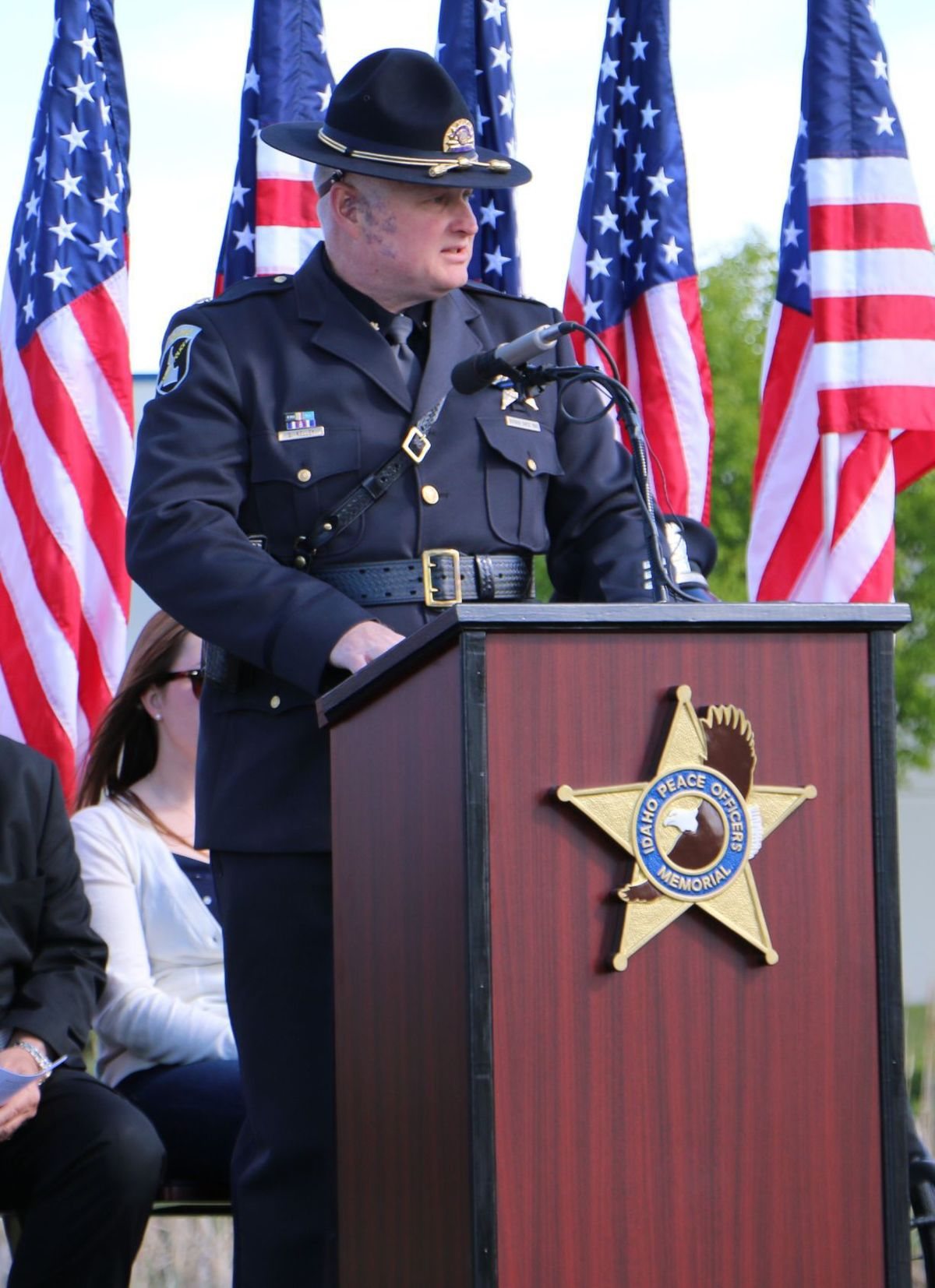 Idaho SP deputy director