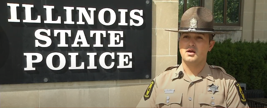 Illinois SP Trooper is donor