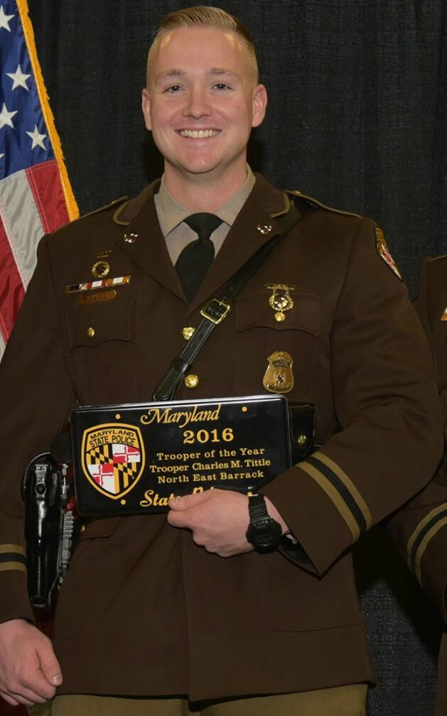 MDSP Trooper of the Year