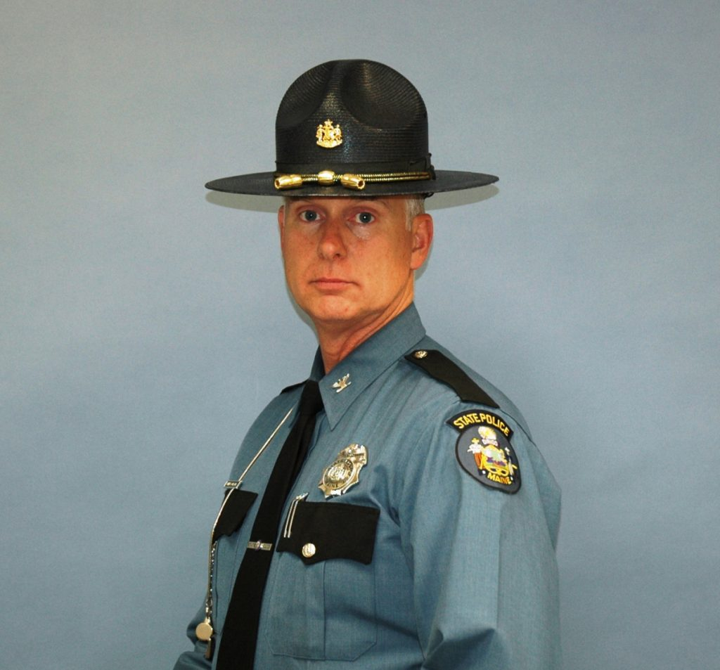 Maine SP Colonel retiring