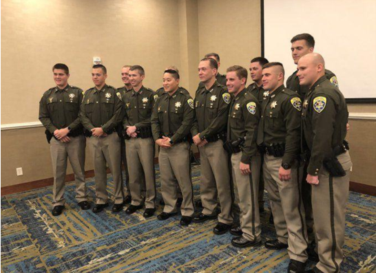 Montana HP September 2019 graduation