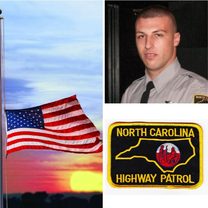NCHP Trooper Killed in line of duty May 2018