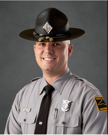 NCHP Trooper killed in line of duty March 2020