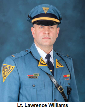 NJSP 2019 Trooper of the Year