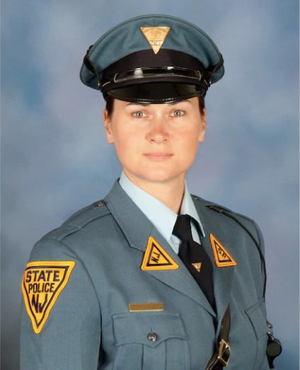 NJSP Trooper off duty saves life