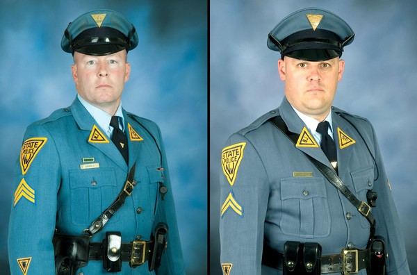 NJSP Troopers of the year