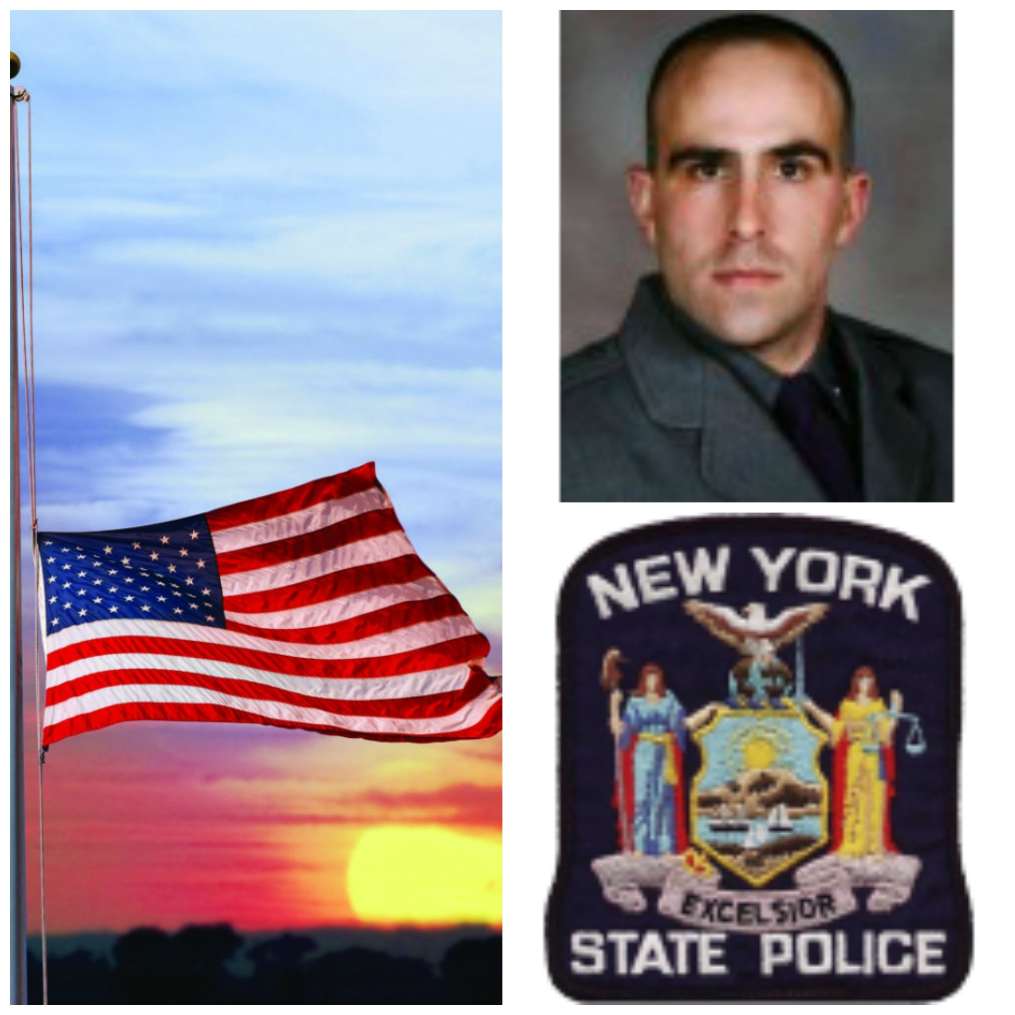 NYSP Trooper Davis line of duty death