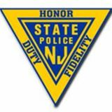 New Jersey state patch