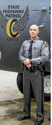 Ohio SP Trooper of the year