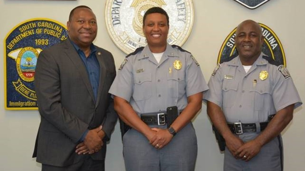 SCHP promotes 1st female to lead regional troop
