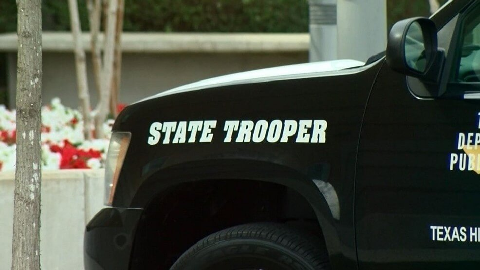 Texas trooper tracker trailer