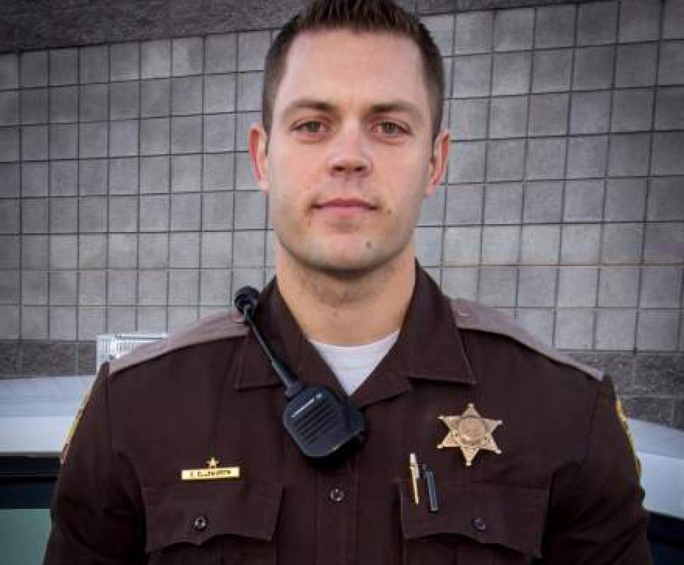 Utah injured trooper