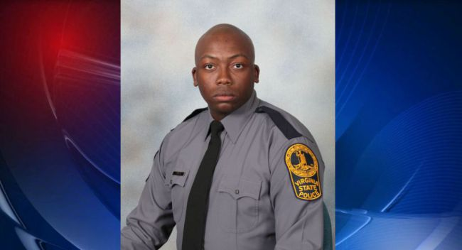 Virginia honored trooper