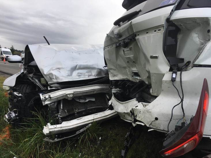 WSP trooper injured during crash investigation