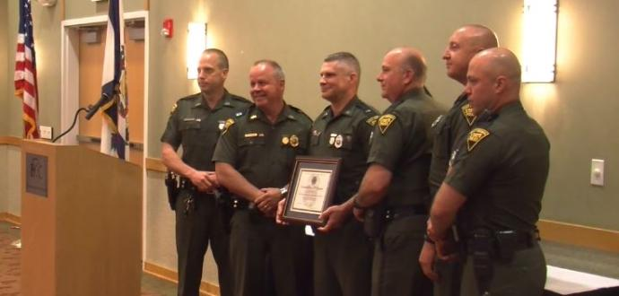 WV Trooper Honored by FBI