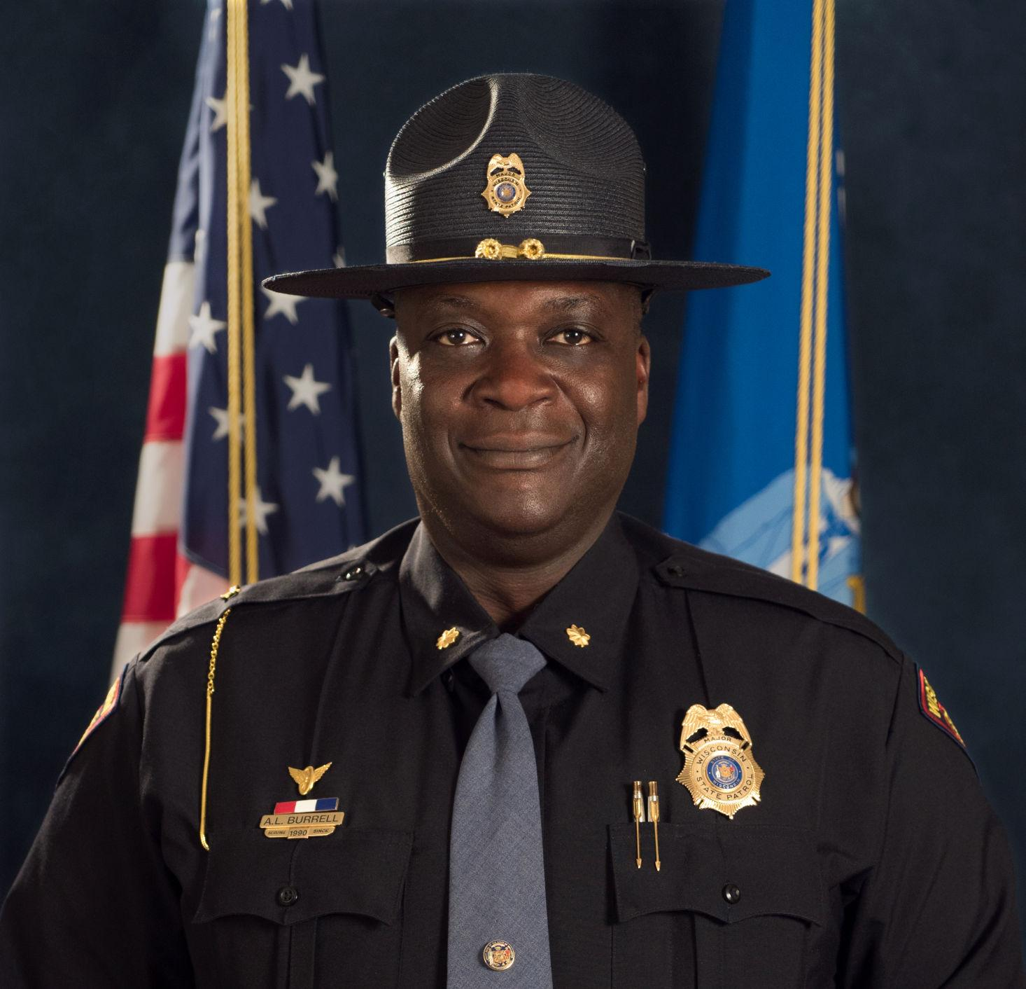 Wisconsin State Patrol new superintendent
