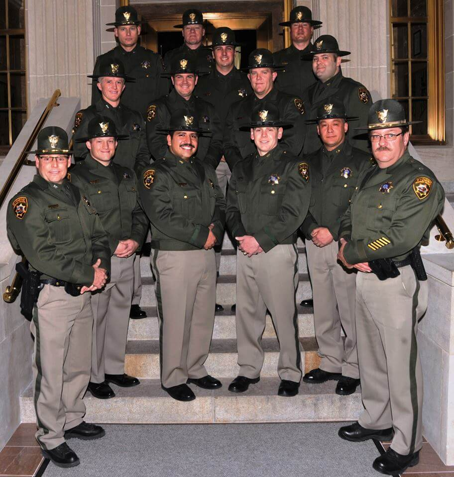 Wyoming 92nd recruit class