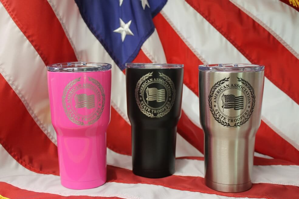 Official AAST Thermal Tumbler